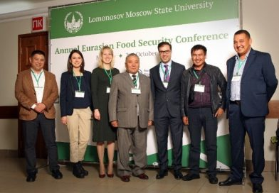 Third annual conference on food security in the Eurasian region