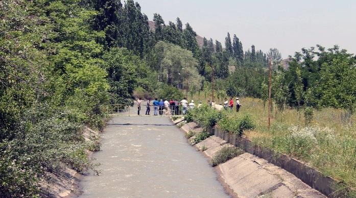 Приглашение к участию в торгах: Реабилитация магистрального канала Кожо-Кайыр Кадамжайского района Баткенской области